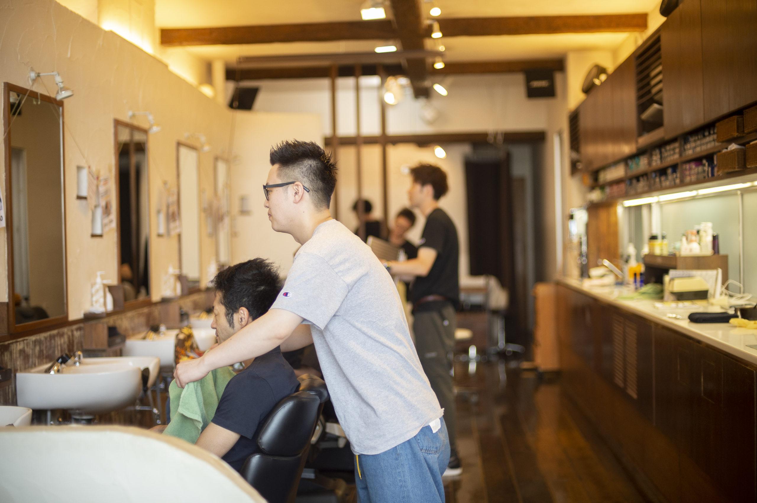 Hair Design SOLEIL ソレイユ